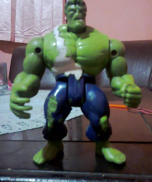 Action Figure Sasuke ; Centurion ; Hulk jadul, Mighty Ducks , dsb dll