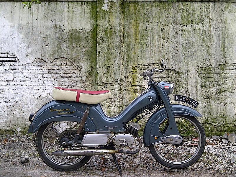 DKW Hummel TS 1965