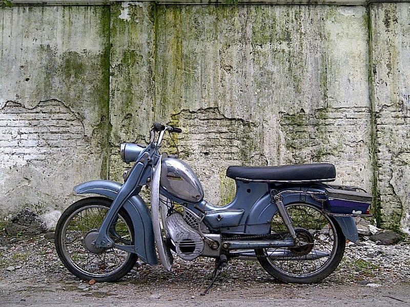 Zundapp Super Combinette 50cc '65