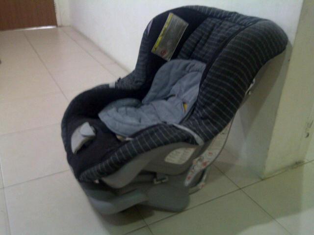Dijual Car Seat Merek Britax First Class