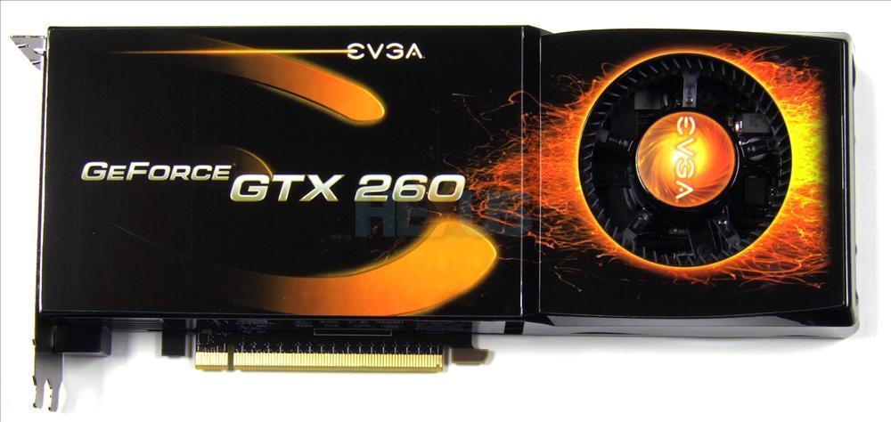 NVIDIA GTX 260 EVGA & XFX RUSAK (MATOT)