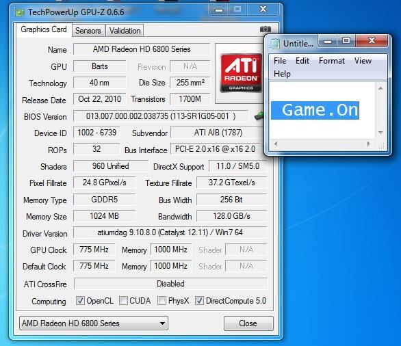 MostWanted VGA - HIS 6850 ICEQX DDR5 Mantab - TT welcome [JATINANGOR - BANDUNG