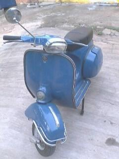 Vespa Super 79