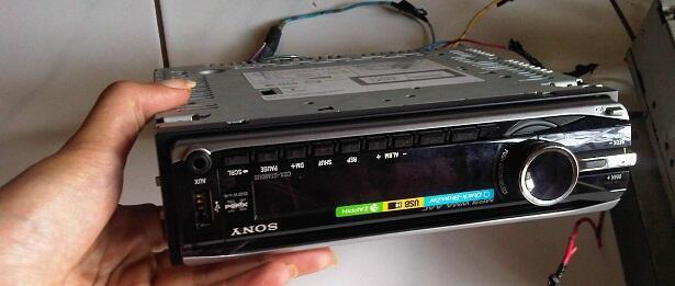 TAPE SONY XPLOD CDX GT490US (YANG GAK NEGO BONUS TV TUNER)