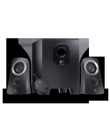 speaker logitech Z313 jogja