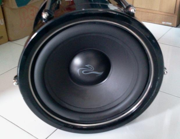 WTS: Subwoofer Swan Miracle 12 MW 1203
