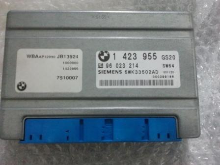 Dijual ECU EGS transmission BMW 318 E46 M43 2000 2001 2002