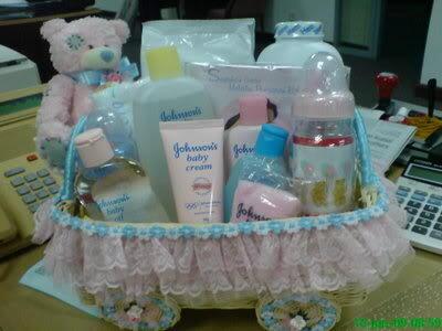 Parcel Parsel Perlengkapan Bayi/Baby
