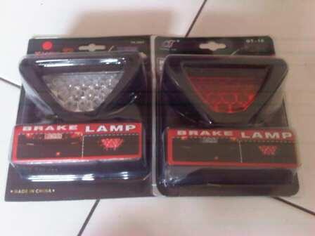 Jual F1 Brake Lamp (lampu rem) MURAH boss