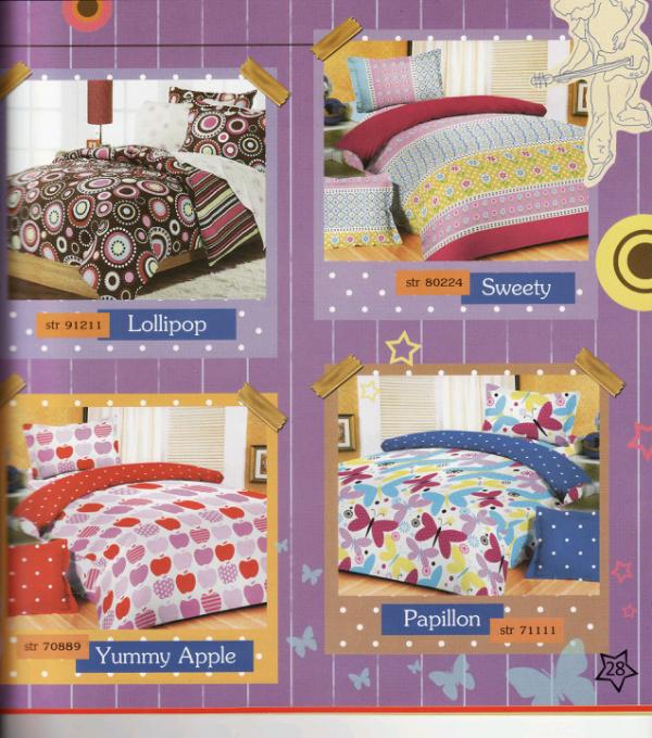 Seprei - Bed Cover Star Super