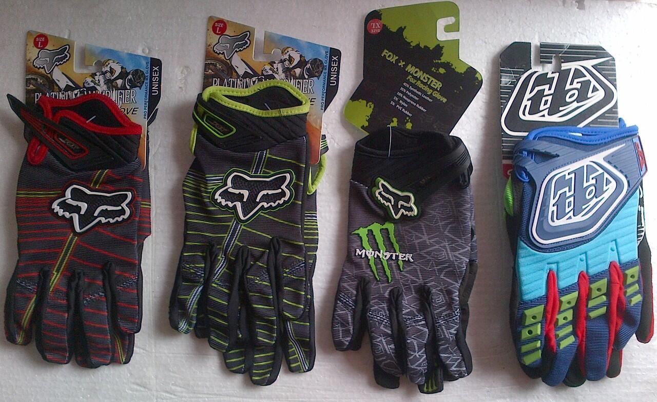 Sarung tangan Fox, TLD, Oneal import