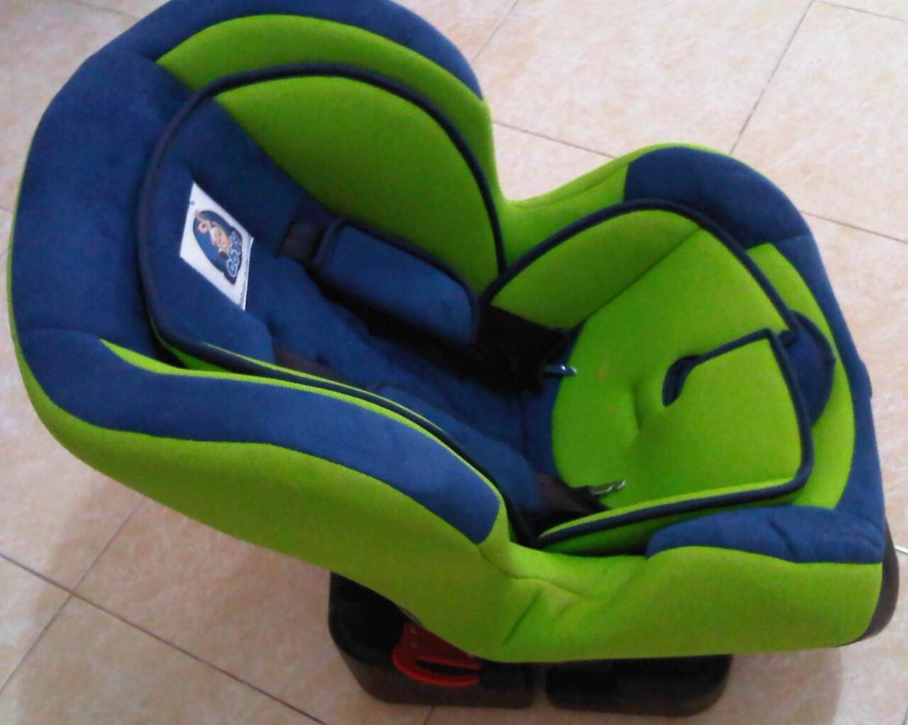 Baby Car Seat Abby 90% Baru