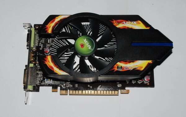 Clearance Stock GTX550Ti 1Gb DDR5 192Bit