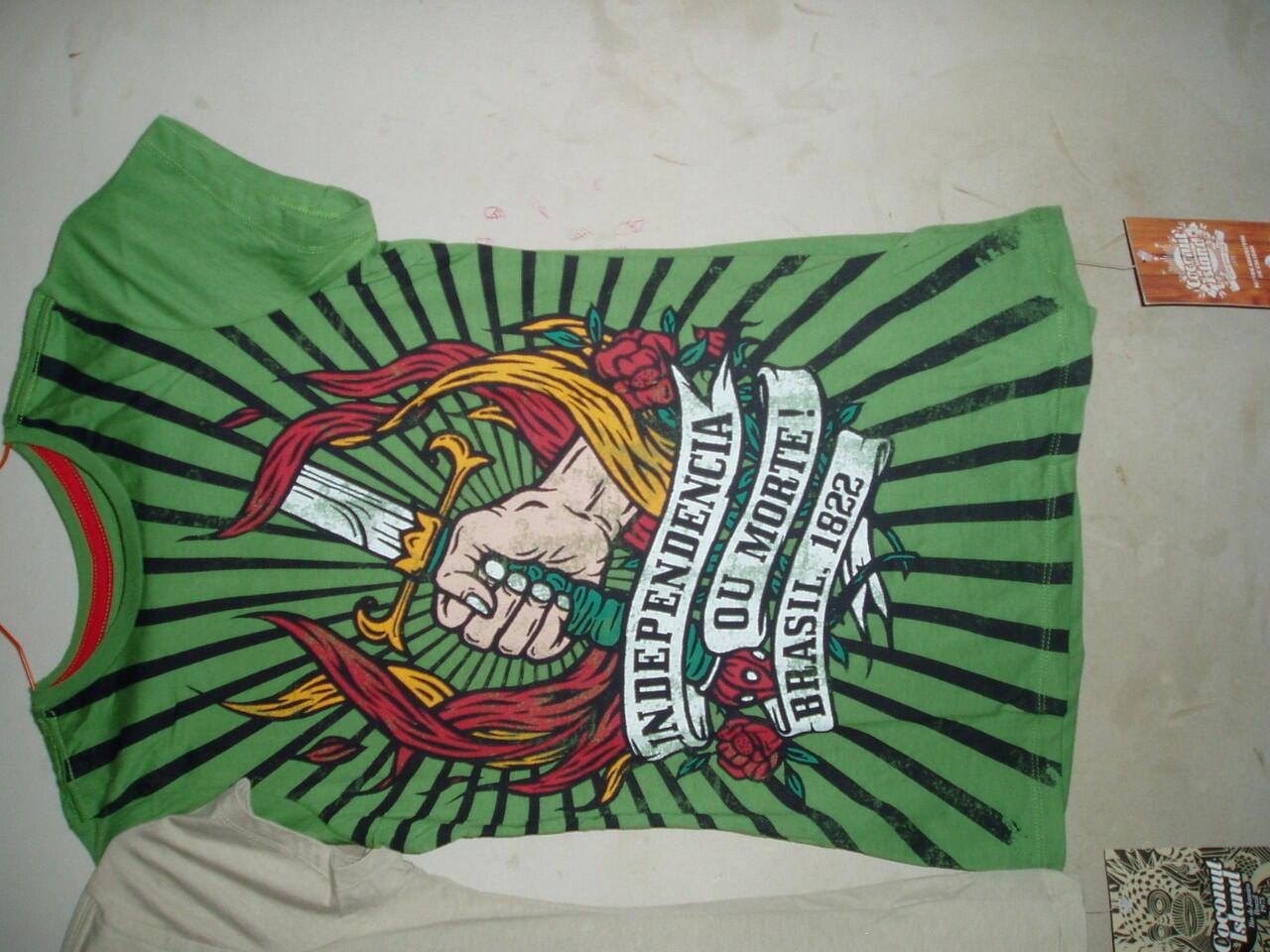 T-Shirt Coconut Island Original 100%