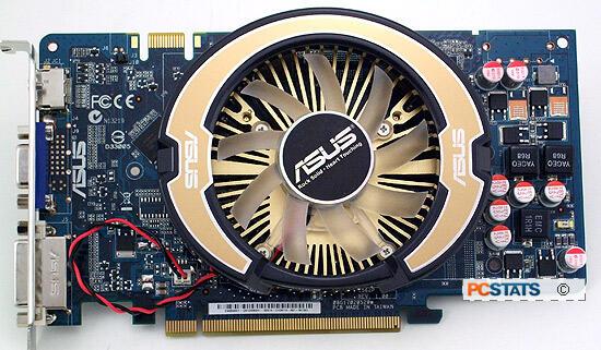 jual 2nd ASUS EN9600GT DI/512MD3