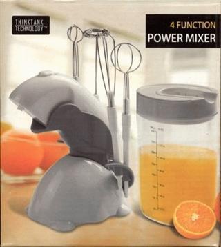 Mixer Portable 4 in 1