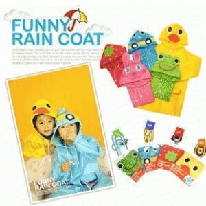 Jas Hujan Anak
