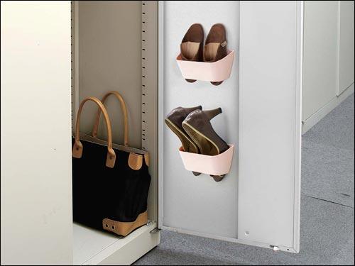 Magnetic Shoes Hanger