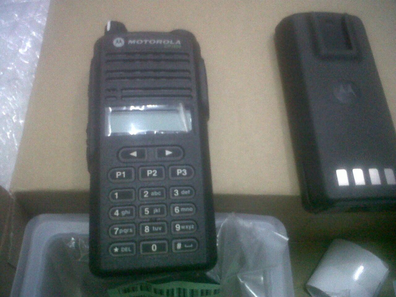 HT Motorola CP 1660 UHF BNIB
