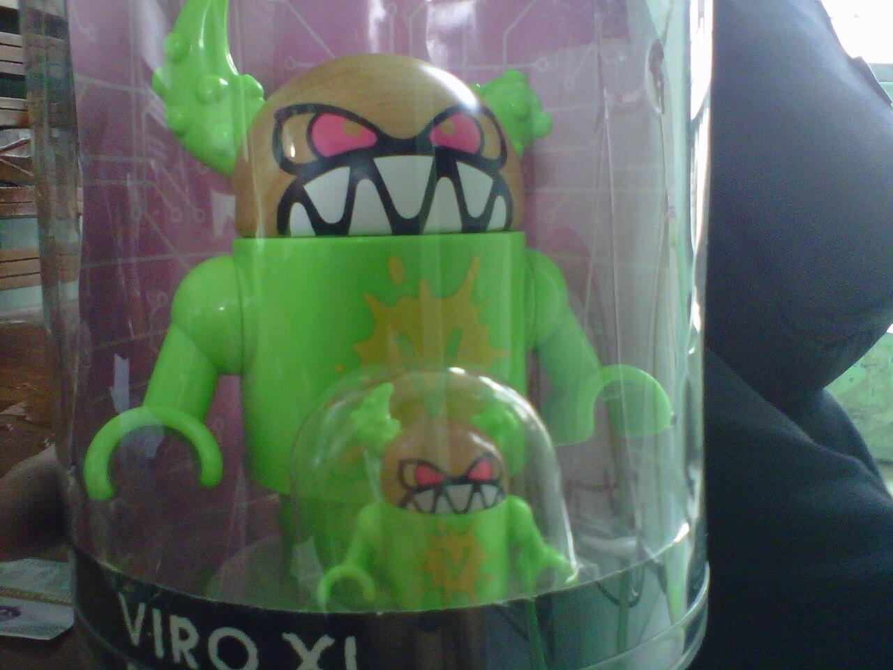 sell mainan TOYS VIRO XL LIMITED EDITION