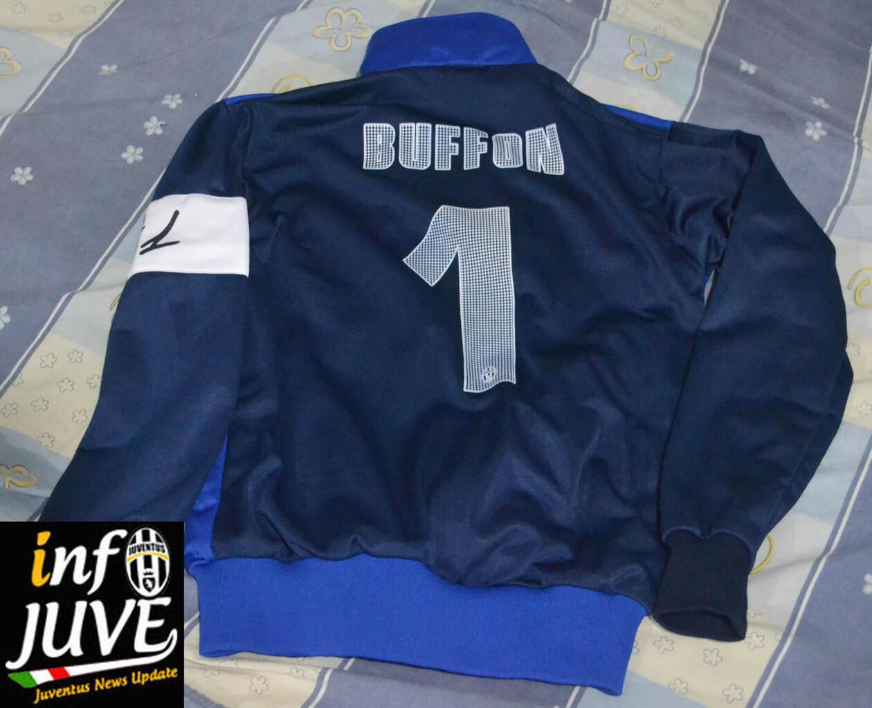 PRE ORDER: Buffon Anthem Jacket Juventus