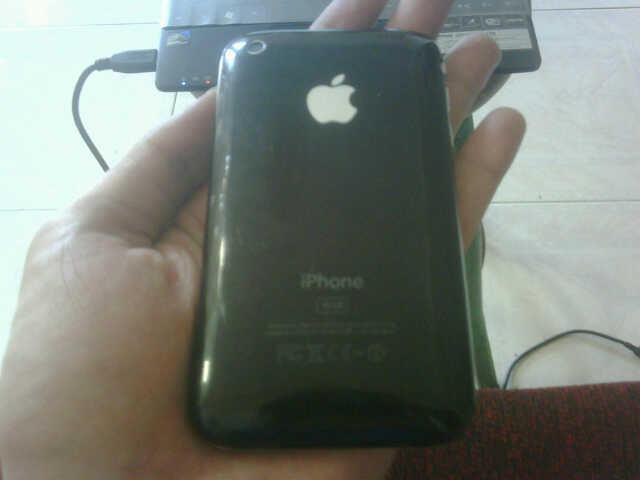 WTS / WTT IPHONE 3G 16GB FU UNLOCK JB BATANGAN MURAH BANDUNG