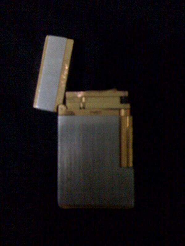 WTS ST DUPONT lighter ligne 2 untuk koleksi asli gan