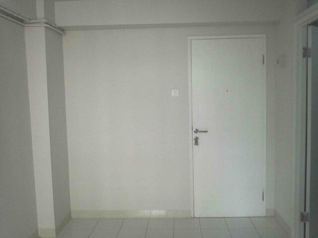 Apartemen Kalibata Residence - Tower Borneo 2 BR (Unfurnished) - Paling Murah