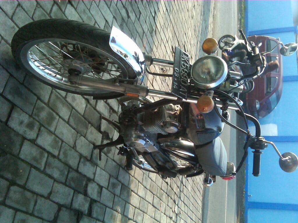 Honda GL modif