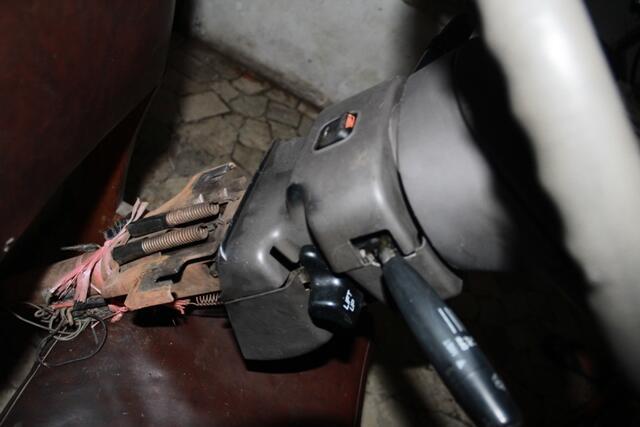 Stir set kumplit Subaru Impressa