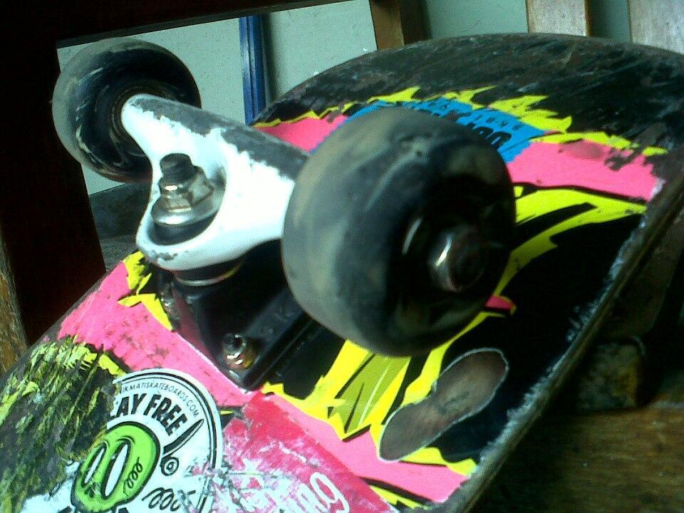 [JUAL] Skateboards fullset murah bandung! [BU cepat!!]