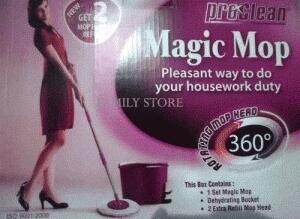 Alat Pel Magic Mop