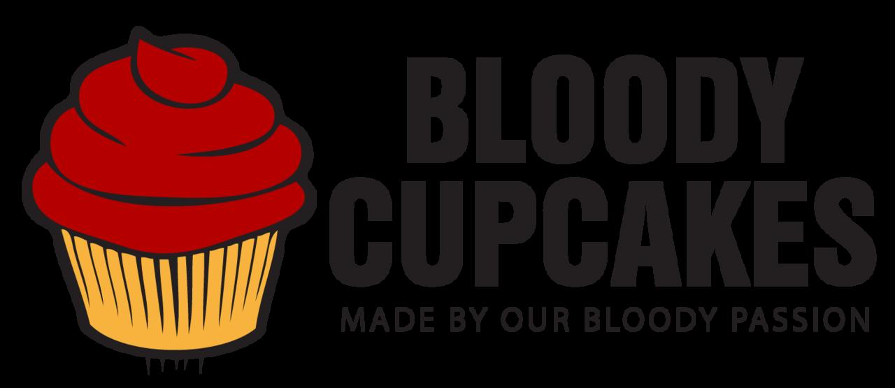 BLOODYCUPCAKES - KASKUSER CUSTOM T-SHIRT
