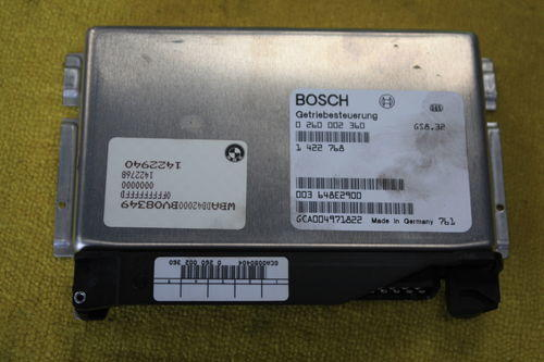 BMW E38 E39 5 SERIES GEAR BOX ECU BOSCH GS8.32