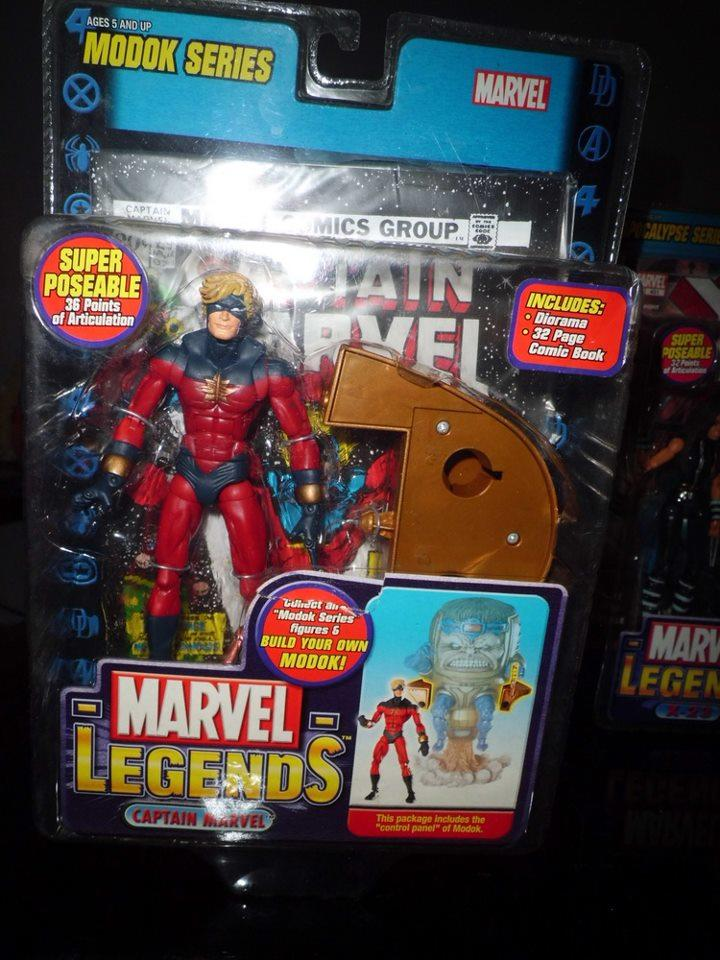 Sedikit Marvel Legend toybiz Kolpri