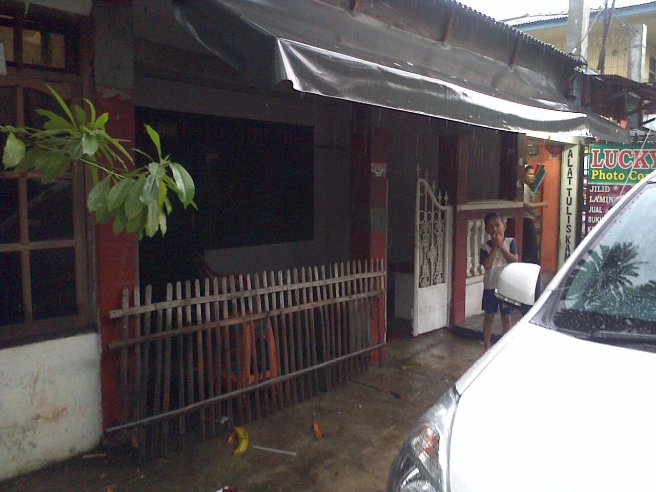 Dijual rumah di Tg Priok