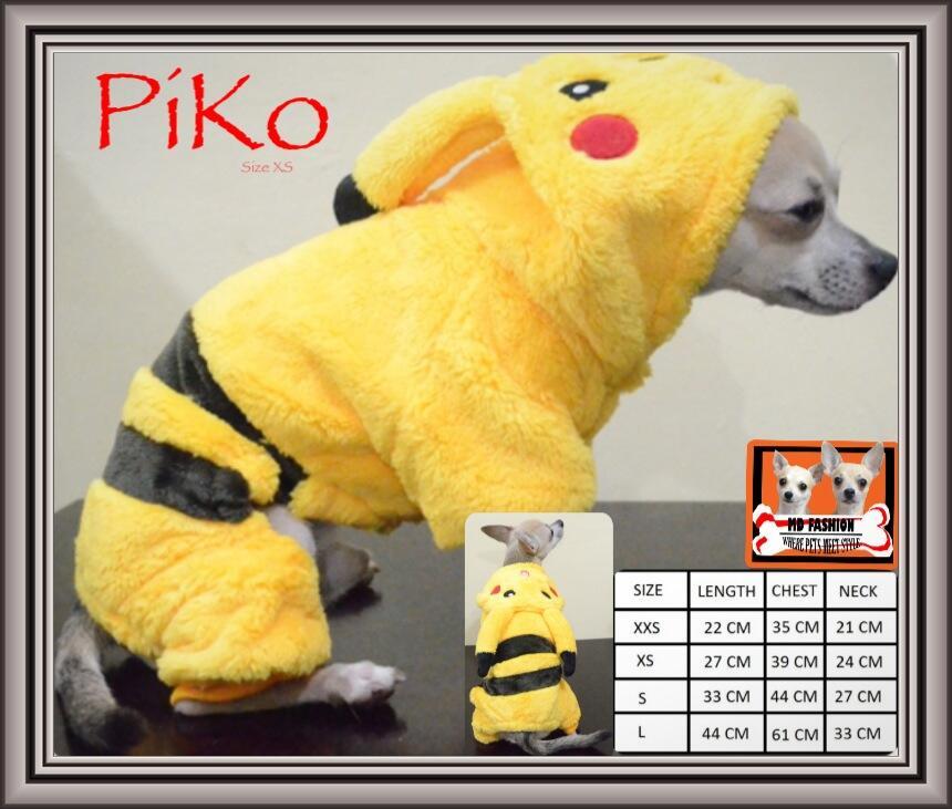 Jual baju anjing (doggie) import ready stock