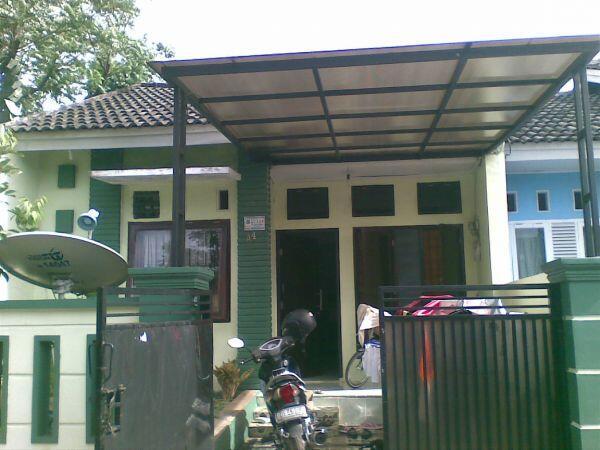 Disewakan / Dikontrakkan rumah 48/74 Dekat Stasiun Sudimara Ciputat