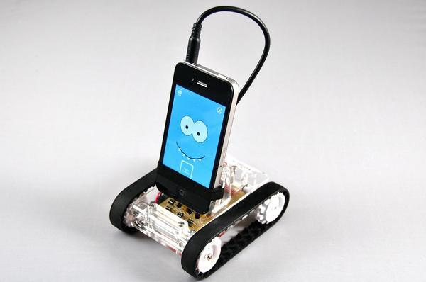 Kejutan 2012 Robotic Shop : Hadiah Gratis.