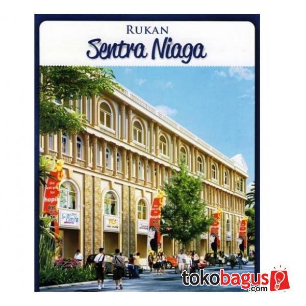 RUKAN SENTRA NIAGA (GREEN LAKE CITY)