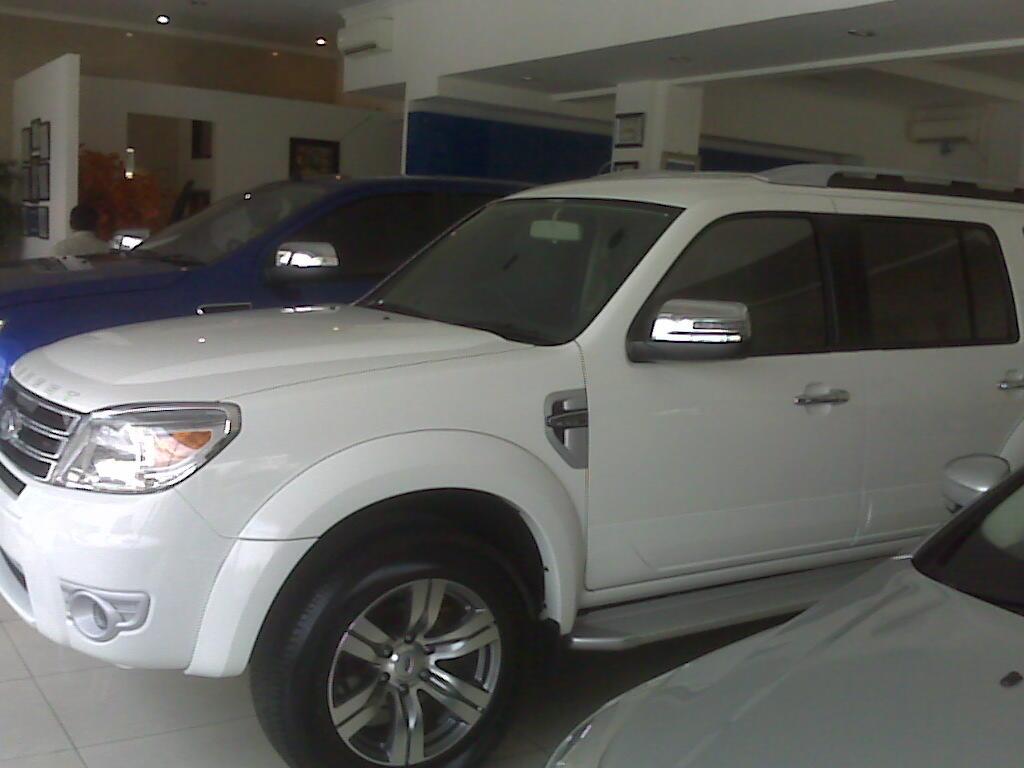 Ford Everest, Big promo akhir tahun