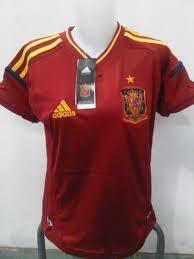 [WTB] Ladies Jersey Spain Home EURO 2012 Grade ORI
