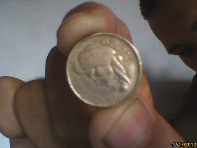 Uang 50 Cent Dipanegara