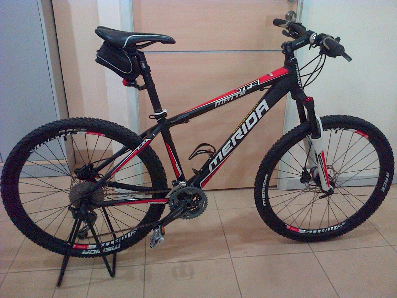Harga Sepeda Gunung Merida - Terkini Online
