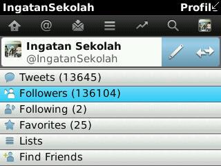 Jual Akun Twitter 136104Follower, BUKAN BOT!!!