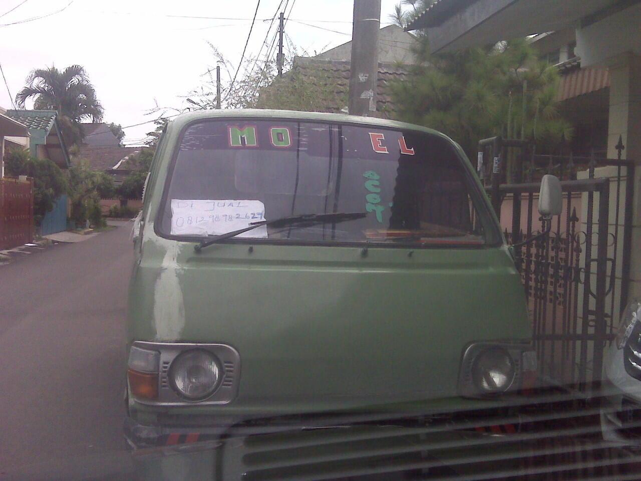 Jual Toyota HIACE pickup taon 81 Ciledug