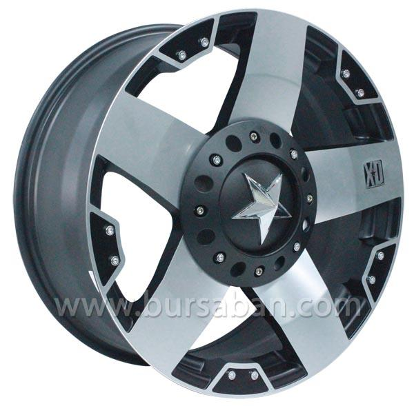 Velg Offroad XD Rockstar Pajero Sport Triton Dmax