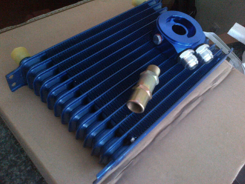 Engine Oil Cooler Universal