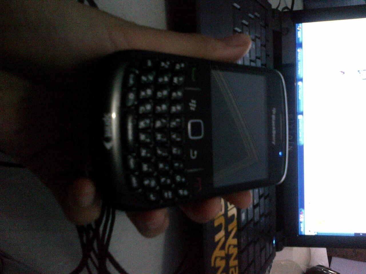 Jual blackberry 8530 white dan 8520 black