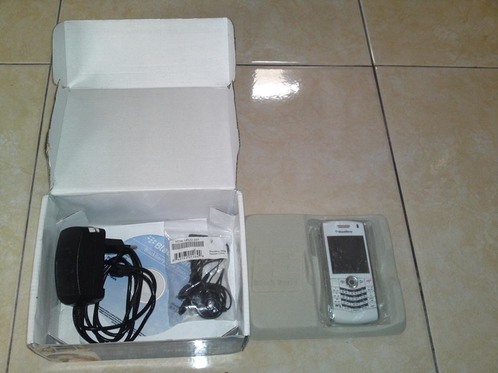 Blackberry Pearl 8130 2nd COD Malang